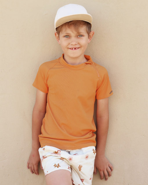 OOVY Kids Swimwear Desert Rashie
