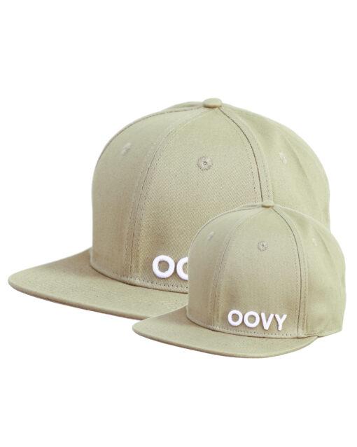 OOVY Kids Fern Snapback Father & Son hats