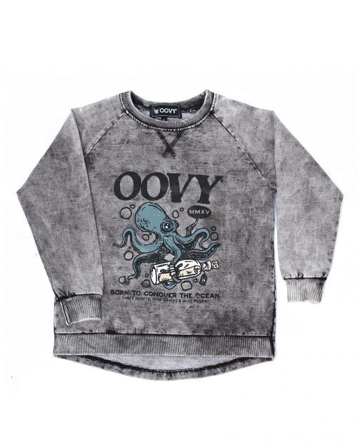 OOVY Kids Born To Conquer Sweater