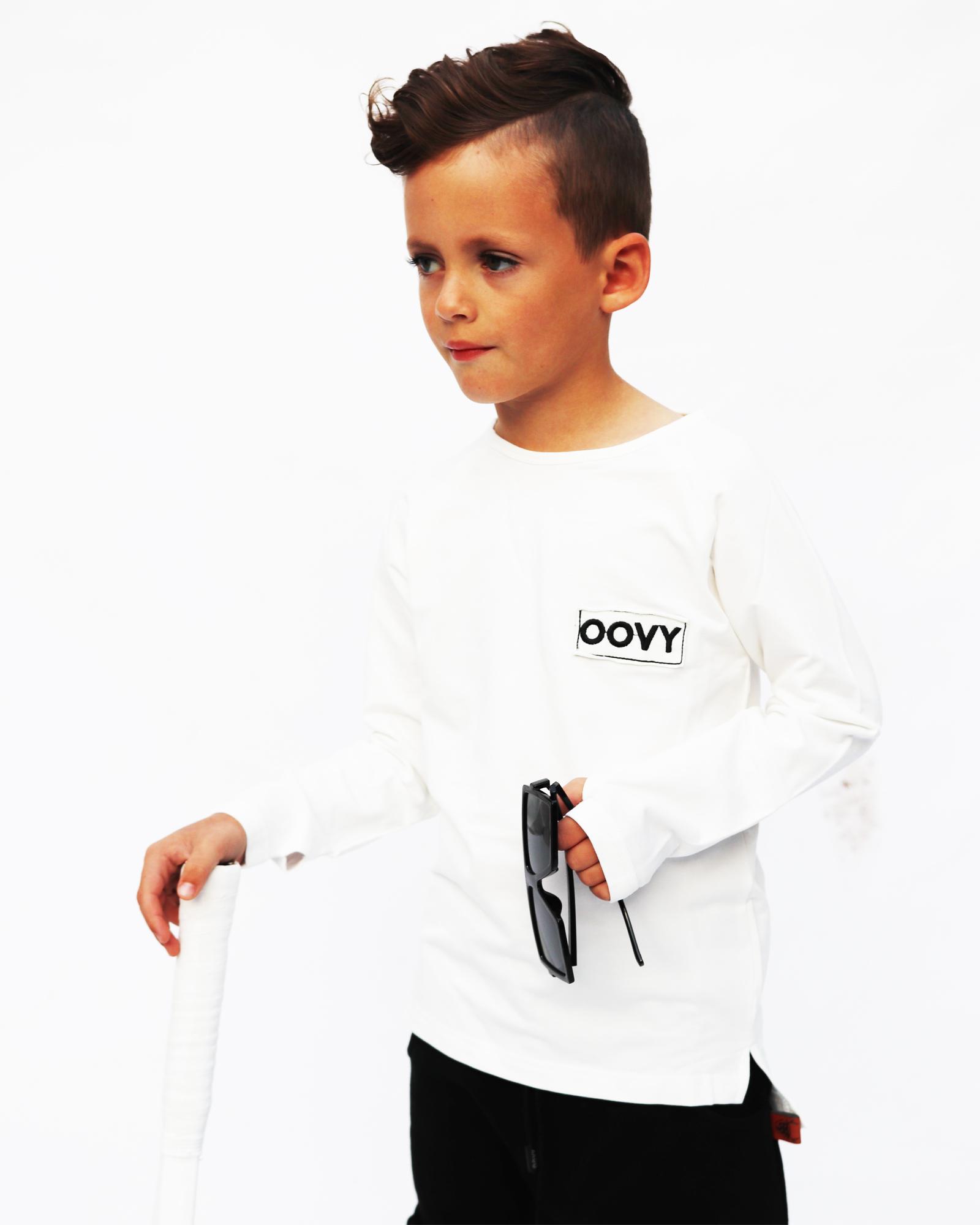 OOVY Kids Coconut Long Sleeve Top