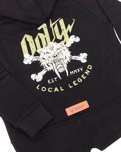 OOVY Kids Local Legend Zip Hoodie