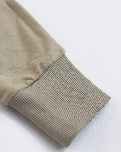 Moss Distressed Harem Pants