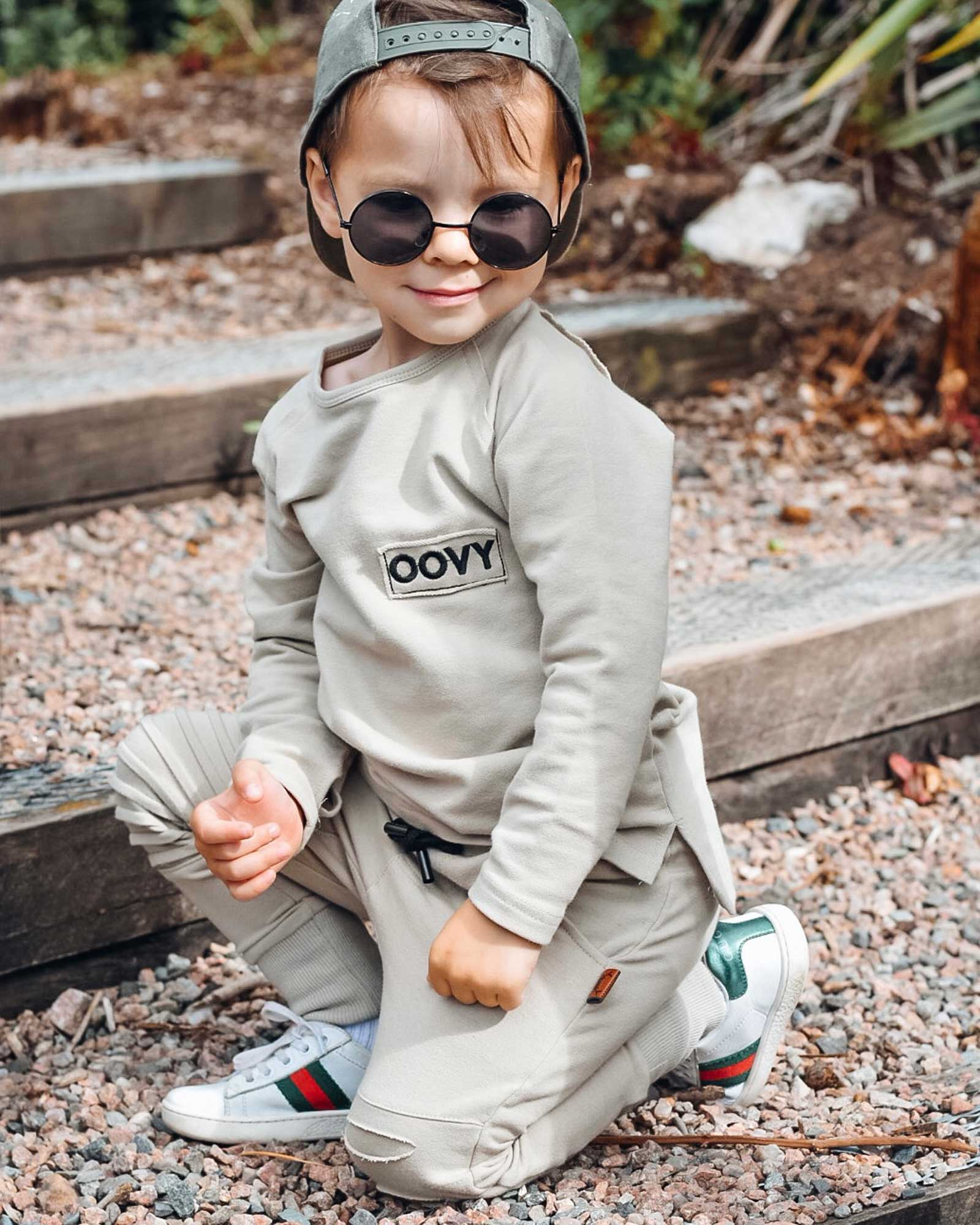 OOVY Kids Moss l/s Top