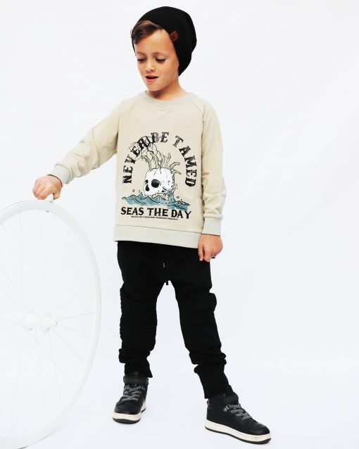 OOVY Kids Never Be Tamed Sweater