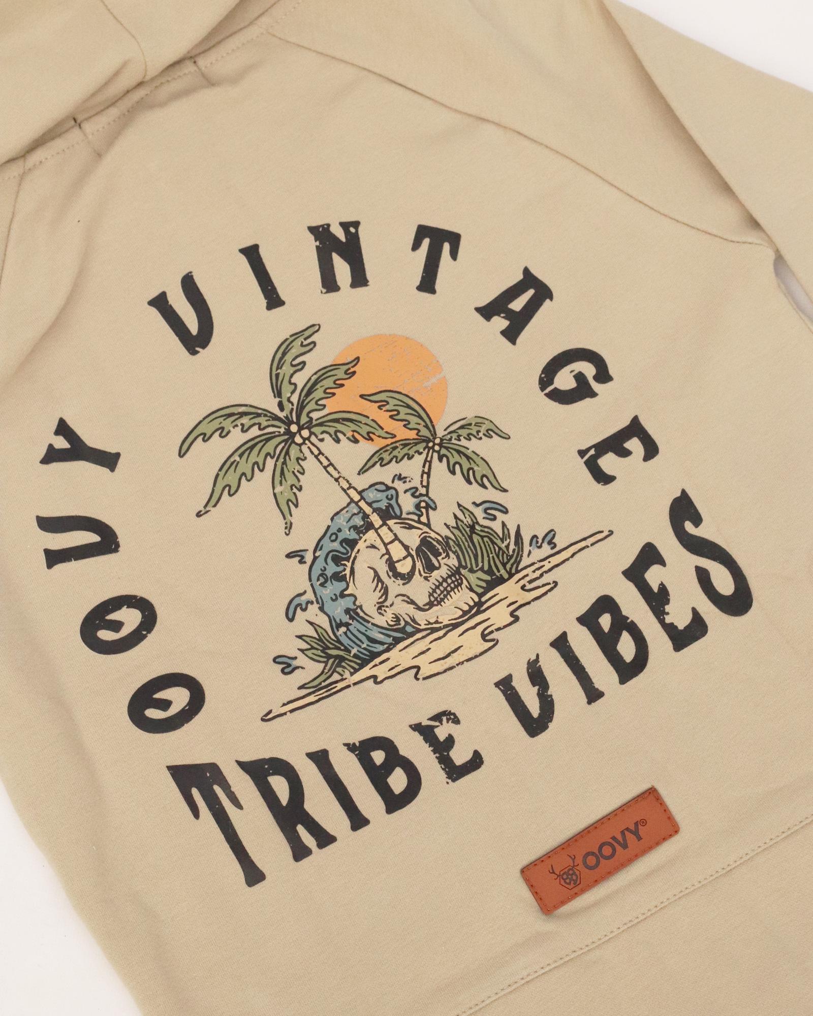 OOVY Kids Tribe Vibes Zip Hoodie