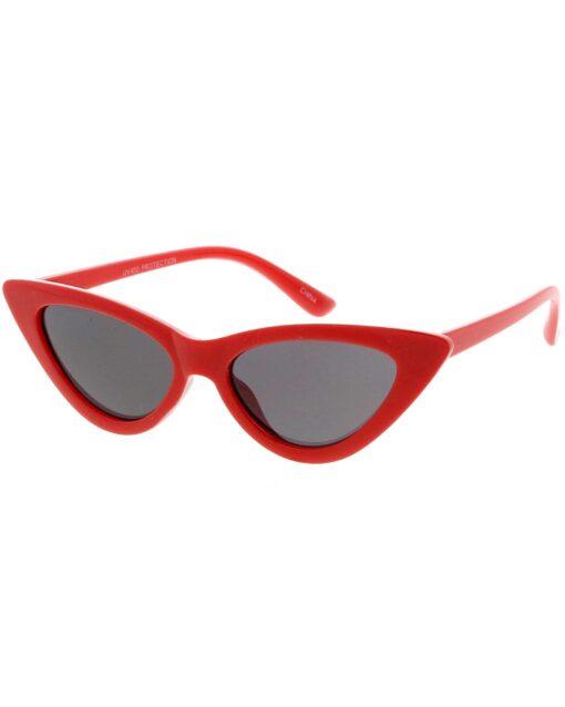 Kids Retro Cat Eye Sunglasses