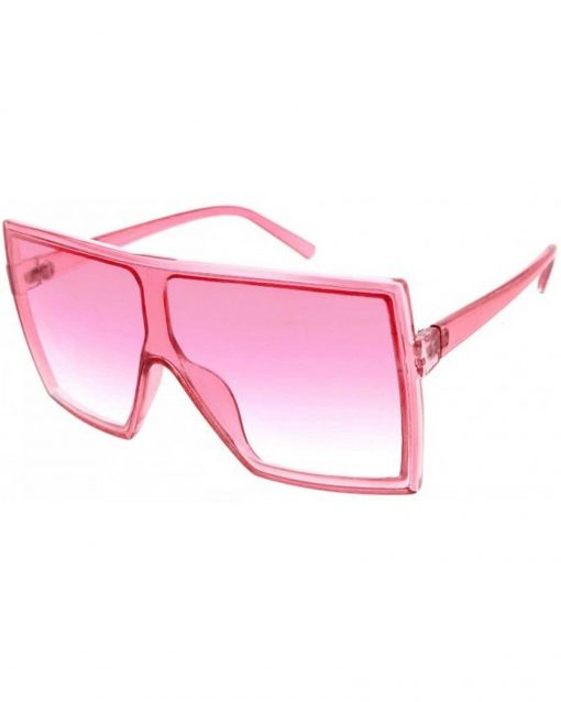 Kids Oversized Square Sunglasses