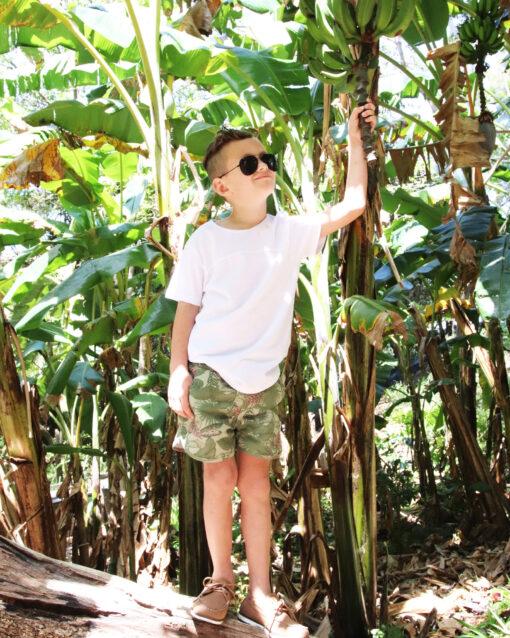 OOVY Kids Eco Daintree Boardshorts