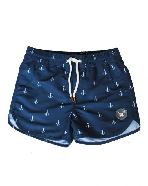 OOVY Kids Eco Anchor Squid Boardshorts