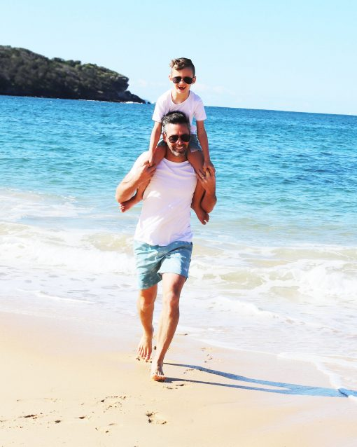 OOVY Mens Eco Whitsundays Boardshorts